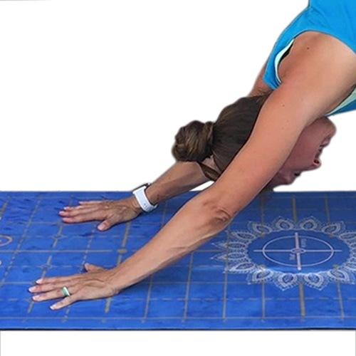 Front hands downward dog yoga pose